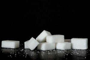 Zucker vs. Xylitol - Nährwerte